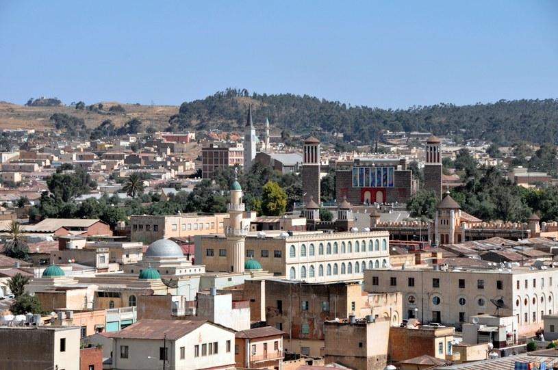 Asmara - stolica Erytrei /123/RF PICSEL