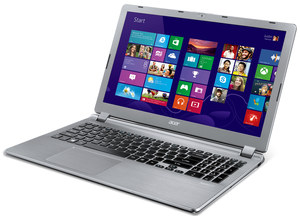 Aspire E1 and Aspire V5 - Acer notebooks with AMD
