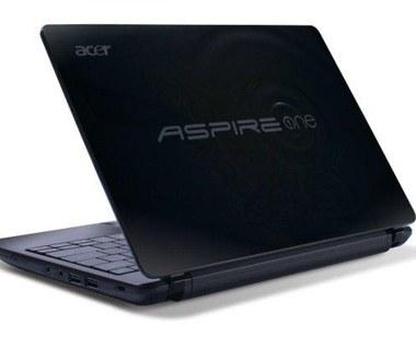 Aspire One 722 - nowy netbook Acera