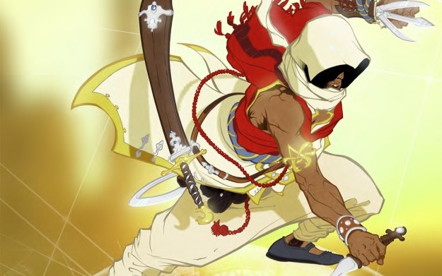 Assassin's Creed: Brahman - fragment okładki komiksu na podstawie gry /materiały prasowe