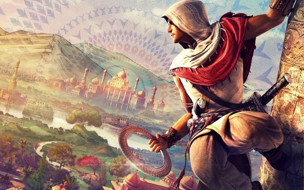 Assassin's Creed Chronicles: India /materiały prasowe