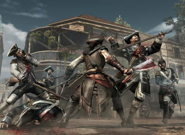 Assassin's Creed III Liberation /materiały promocyjne