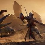 Assassin's Creed Origins otrzymało Próby Bogów w trudniejszej wersji