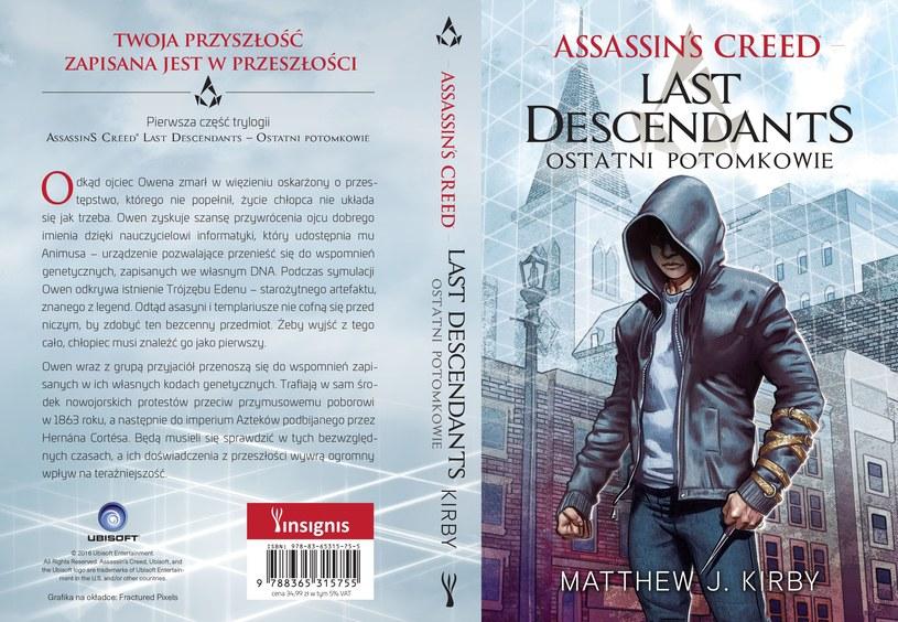 Assassin's Creed Ostatni Potomkowie /materiały prasowe