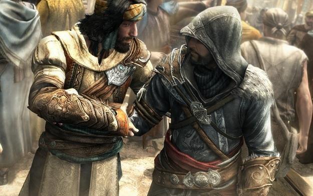 Assassin's Creed: Revelations - motyw graficzny /Informacja prasowa