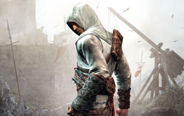 Assassin's Creed Tajemna Krucjata - fragment okładki książki /Informacja prasowa