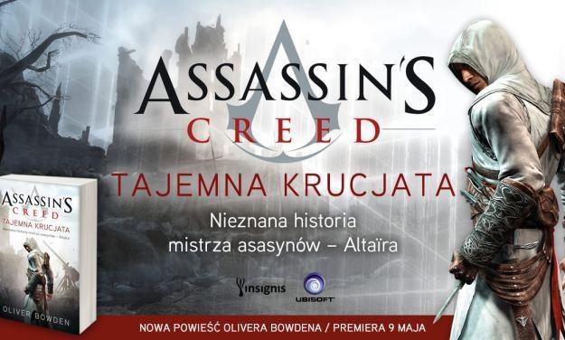 Assassin's Creed: Tajemna krucjata już w sprzedaży /Informacja prasowa