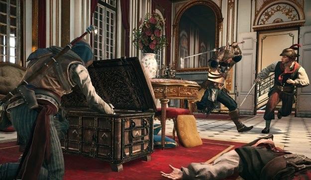 Assassin's Creed Unity /materiały prasowe