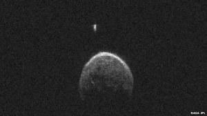 Asteroida 2004 BL86 ma własny księżyc