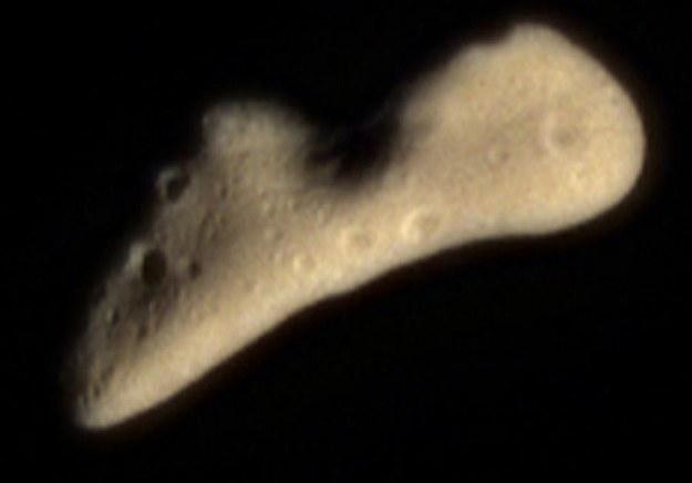 Asteroida 2011 UW158 /materiały prasowe