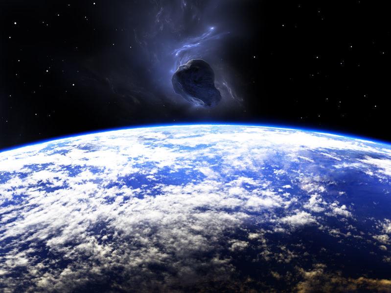 Asteroida znalazła się jedynie 34 tysiące kilometrów od powierzchni Ziemi /©123RF/PICSEL