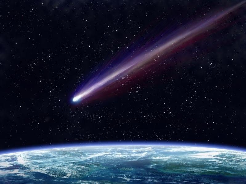 Asteroidy spadające do oceanów mogą zostać zupełnie niezauważone /123RF/PICSEL