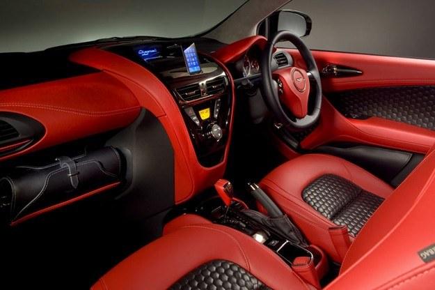 Aston martin cygnet /