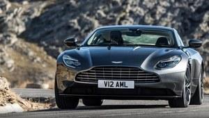 Aston Martin DB11 - rozpoczęto produkcję