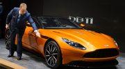 Aston Martin DB11. Turbodoładowany