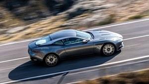 Aston Martin DB11 zaprezentowany
