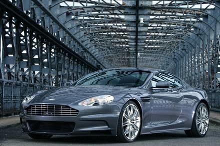 Aston Martin DBS / Kliknij /INTERIA.PL