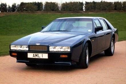 Aston martin lagonda / Kliknij /