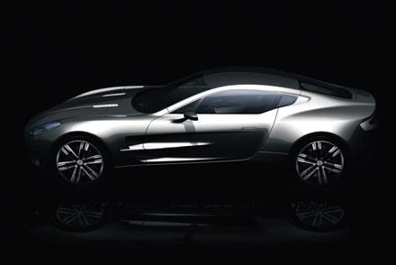Aston martin one-77 / Kliknij /INTERIA.PL