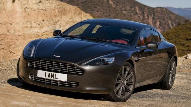Aston Martin Rapide powstaje w zakładach Magna Steyr austriackim Graz. /Aston Martin
