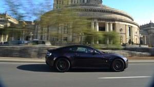 Aston Martin V12 Vantage S - test