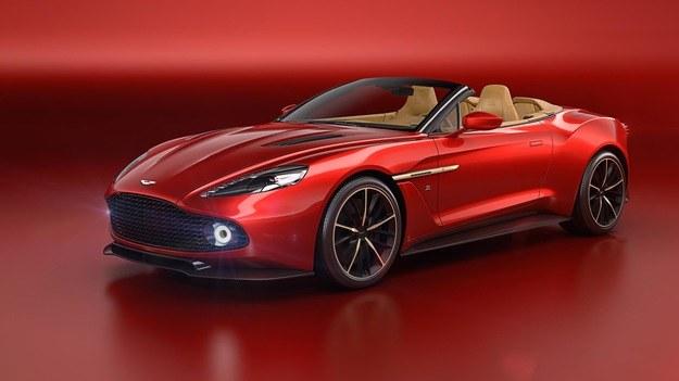 Aston Martin Vanquish Zagato Volante /Aston Martin