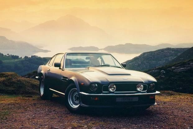 Aston Martin Vantage '77 / Kliknij /Internet