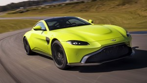 Aston Martin Vantage drugiej generacji