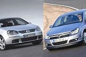 Astra czy Golf - kompaktowy dylemat