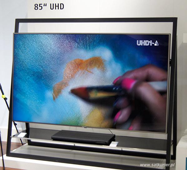 ASTRA uruchomiła niekodowany kanał Ultra HD /SatKurier