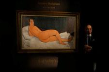 Astronomiczna kwota za obraz Modiglianiego