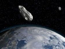 Astronomowie obliczyli prawdopodobieństwo zderzenia asteroidy z Ziemią