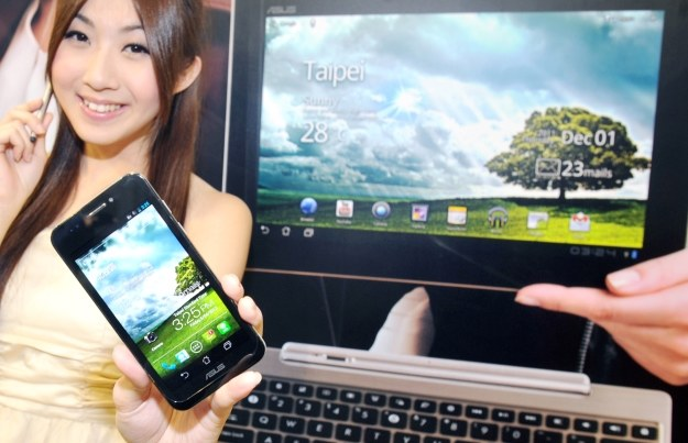 Asus chce skupić się na smartfonach /AFP