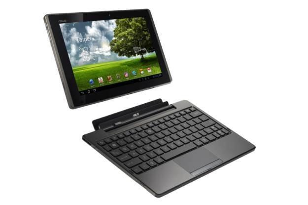 Asus Eee Pad Transformer - tablet z klawiaturą. Bardzo udana kombinacja /materiały prasowe