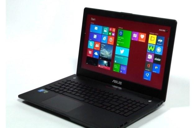 ASUS G56JR jest obsługiwany przez najnowszą wersje Windowsa o numerze 8.1. /INTERIA.PL