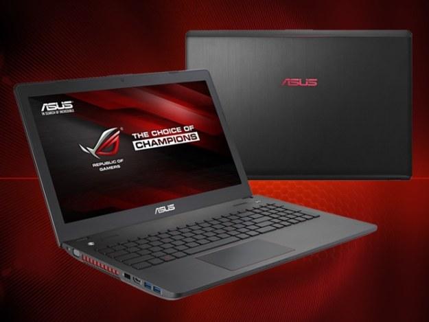ASUS G56JR - mobilny laptop dla gracza /INTERIA.PL
