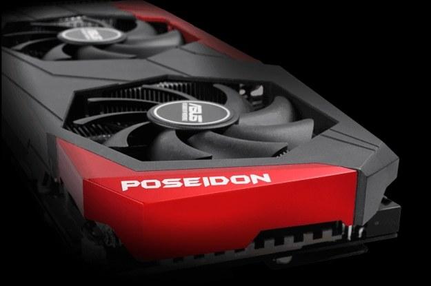 ASUS GeForce GTX 980 ROG Poseidon Platinum /INTERIA.PL