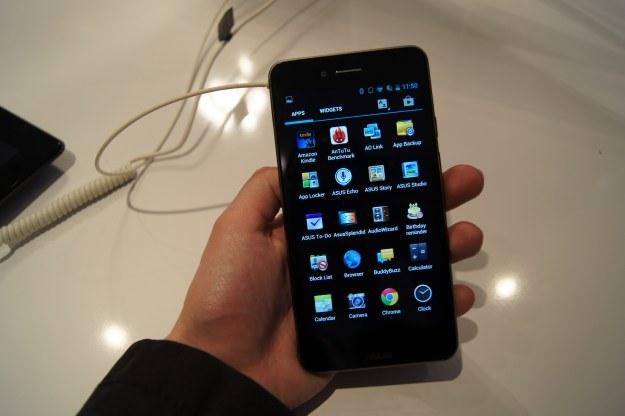 Asus Padfone Infinity - najlepszy produkt Asusa na rynku? /INTERIA.PL