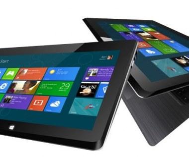 Asus prezentuje nowe hybrydy z Windowsem 8