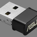 ASUS USB-AC53 Nano - szybsze Wi-Fi w laptopie