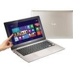 Asus VivoBook X202E - poręczny notebook z dotykowym ekranem