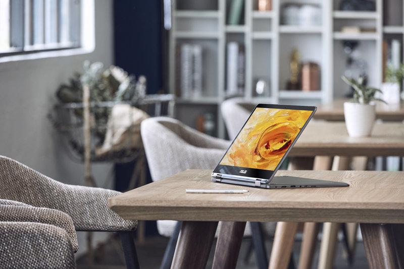 Asus ZenBook Flip 14 /materiały prasowe