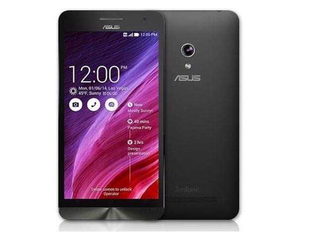 Asus ZenFone 5 Dual SIM /materiały prasowe