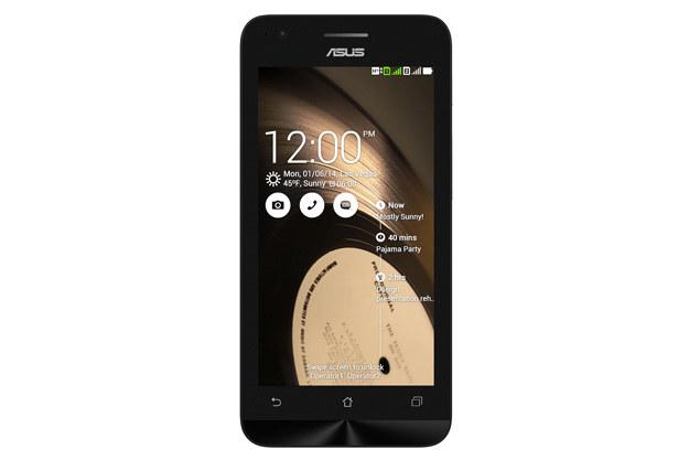 Asus ZenFone C /materiały prasowe