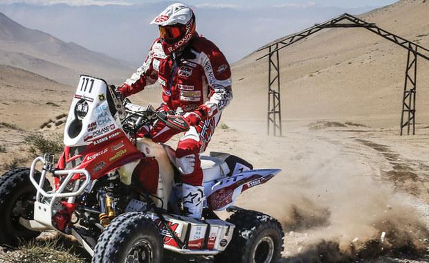 Atacama Rally. Rafał Sonik czwarty na mecie w Chile