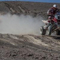 Atacama Rally: Sonik zostawił rywali w tyle.