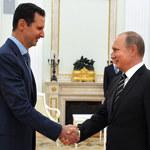 Atak chemiczny w Syrii. Kreml bierze w obronę Asada
