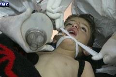 Atak chemiczny w Syrii. Wśród kilkudziesięciu ofiar są dzieci