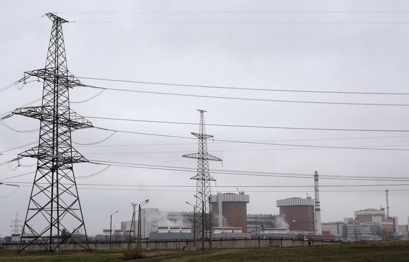 Atak hakerów wstrzymał dostawy prądu na Ukrainie /AFP
