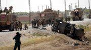 Atak na konwój NATO w Afganistanie. Użyto samochodu-pułapki